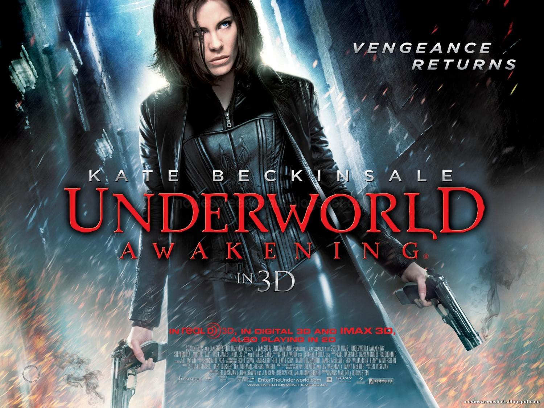 2012 Movie Poster: Vagebond's Movie ScreenShots: Underworld Awakening (2012