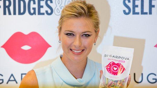 Sharapova recibe el apoyo de otro de sus sponsors