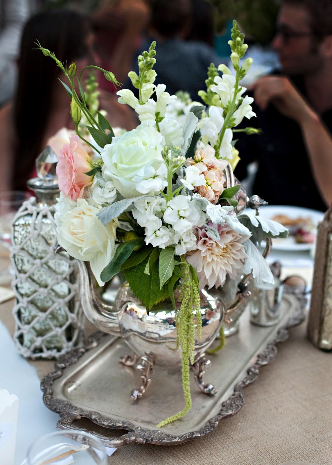 October Wedding Centerpiece Ideas