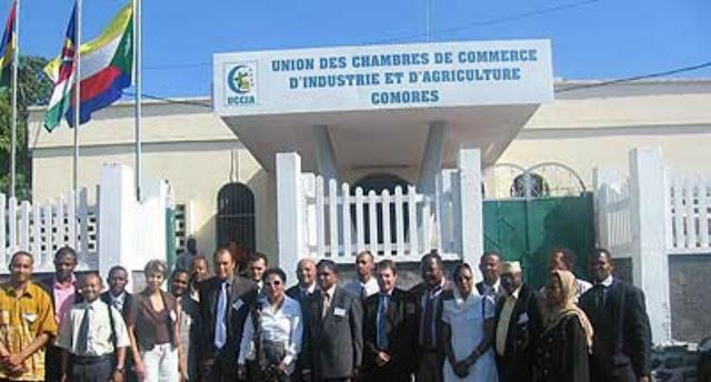 Ahmed ali bazi remplace fahmy thabit l union des - Chambre de commerce et d industrie de l essonne ...