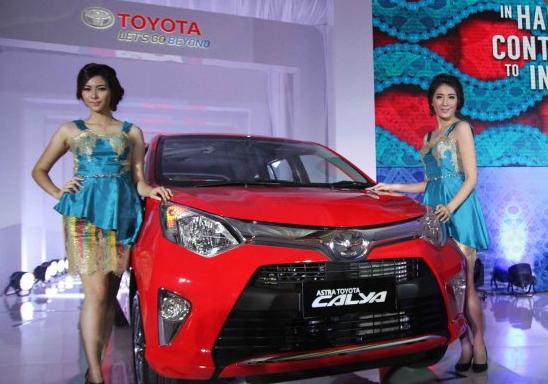 Di Segmen MPV Murah, Toyota Andalkan Calya