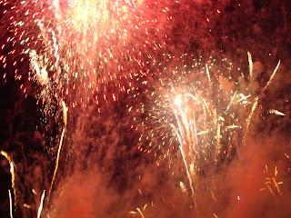 IllumiNations Fireworks Epcot Holidays