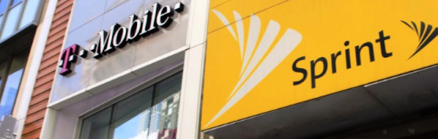 Sprint and T-Mobile merger talks push stock price