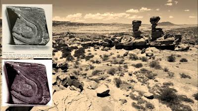 Huella de zapato de 200 millones de años ¿Es hora de reescribir la Historia?