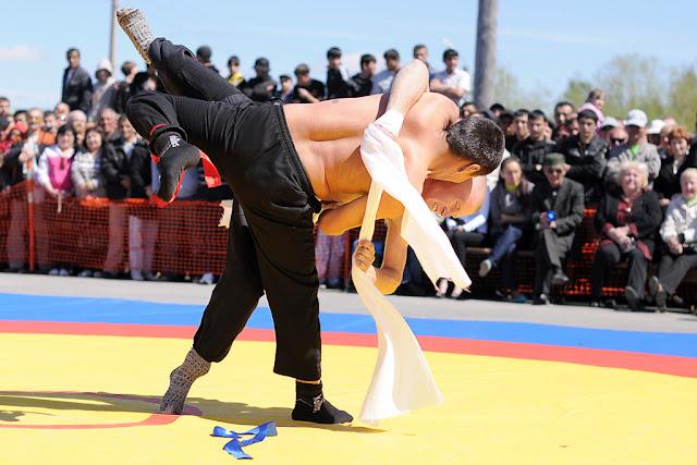 В Уфе пройдет турнир по борьбе корэш