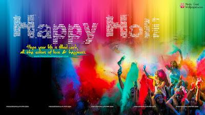 happy holi wallpaper 2019