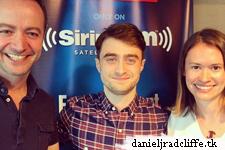SiriusXM/EW Radio interview with Daniel Radcliffe