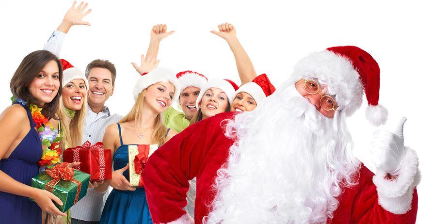 Creative Office Christmas Party Ideas