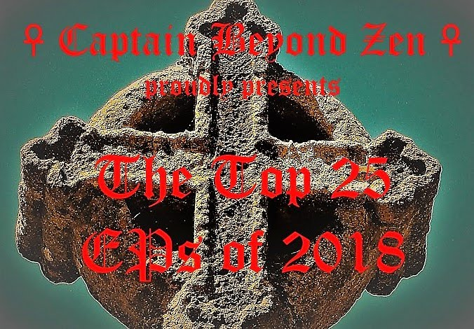 Top 25 EPs of 2018