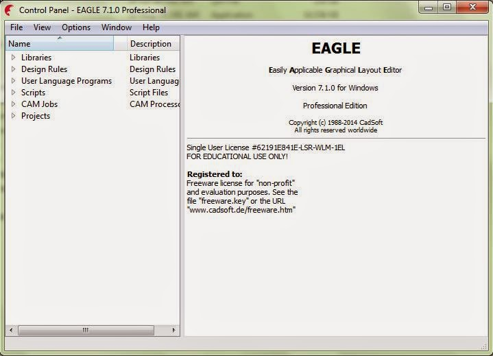 Cadsoft eagle 6 4 manual