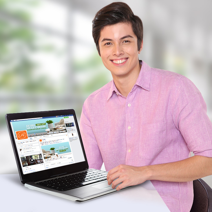 Spend time on Facebook and earn thru Lazada Affiliate program