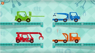 Games Dinosaur Rescue: Trucks Apk