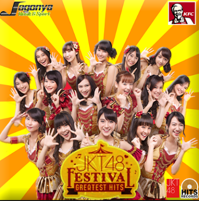 Download Kumpulan Lagu Mp3 JKT48 Album Festival Greatest Hits Terbaru