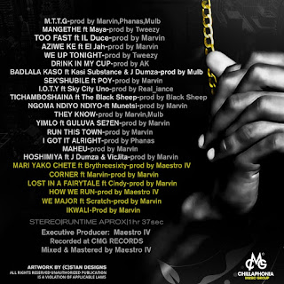 [feature]Maestro IV - TopJITA 2.0: Married To The Game Tracklist