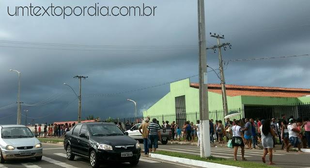 UFMA  Ação Global em São Luís