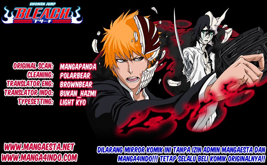 bleachjoin Bleach 493   Light of Happiness