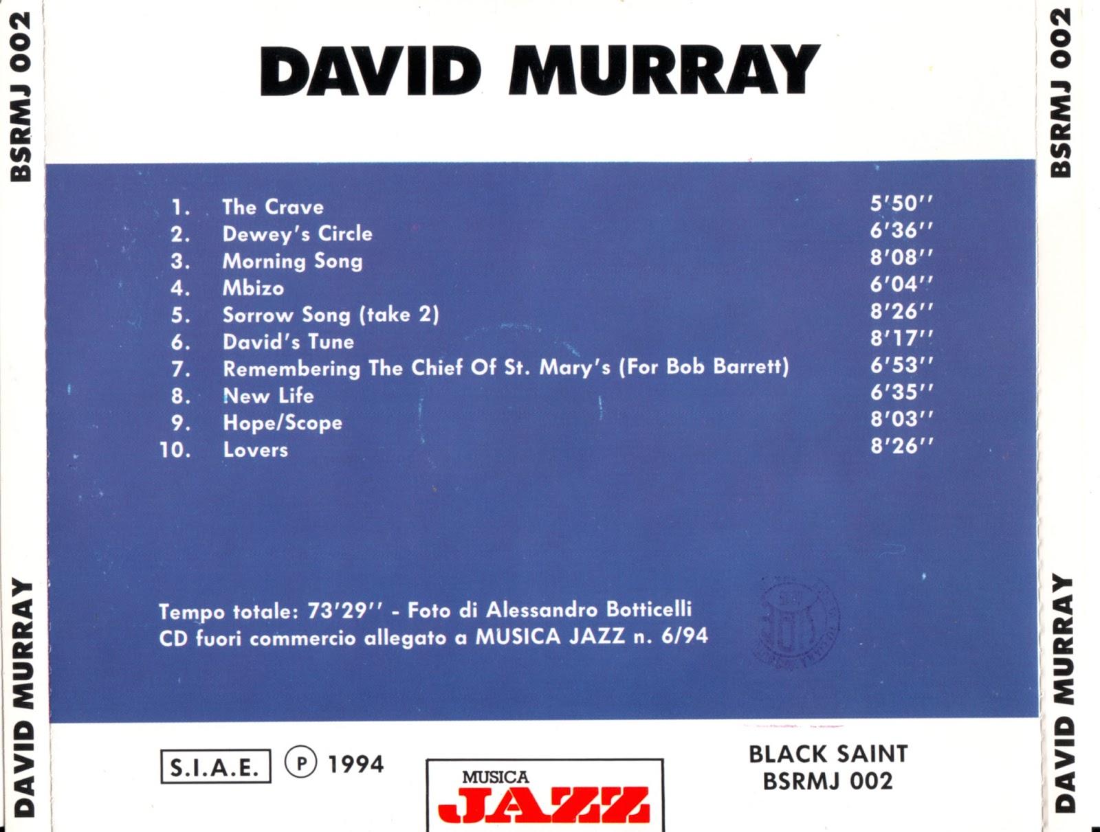 Clarinet Summit Alvin Batiste Jimmy Hamilton John Carter 3 David Murray In Concert At The Public The
