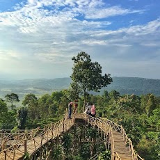Bukit Panenjoan, Spot Keren Untuk Hunting Foto Alam di Purwakarta