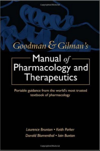 Goodman and Gilman Manual of Pharmacology and Therapeutics [EPUB]