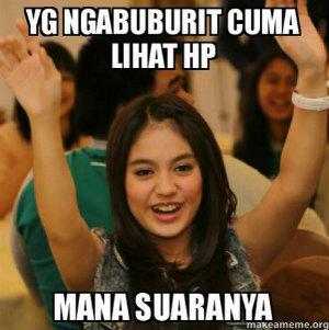 Meme Lucu Ngabuburit