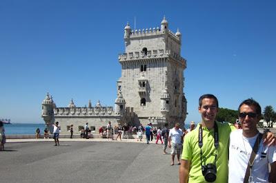 Torre de Belém in Lisboa