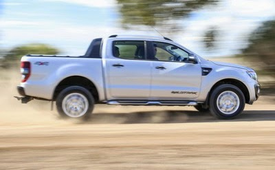 All-New Ford Ranger Indonesia