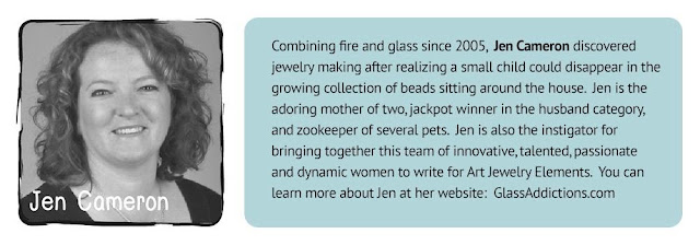 jen cameron glass addictions bio