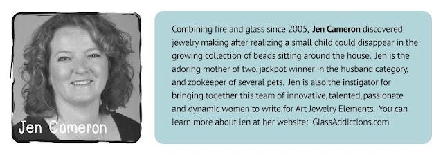 jen cameron glass addictions bio
