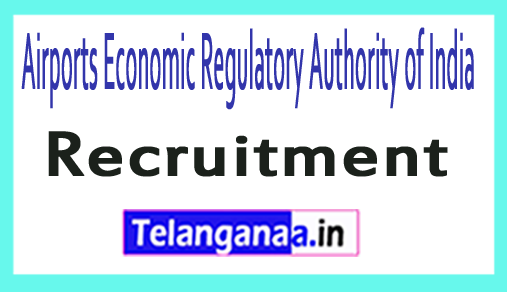 Airports Economic Regulatory Authority of India AERA Recruitment
