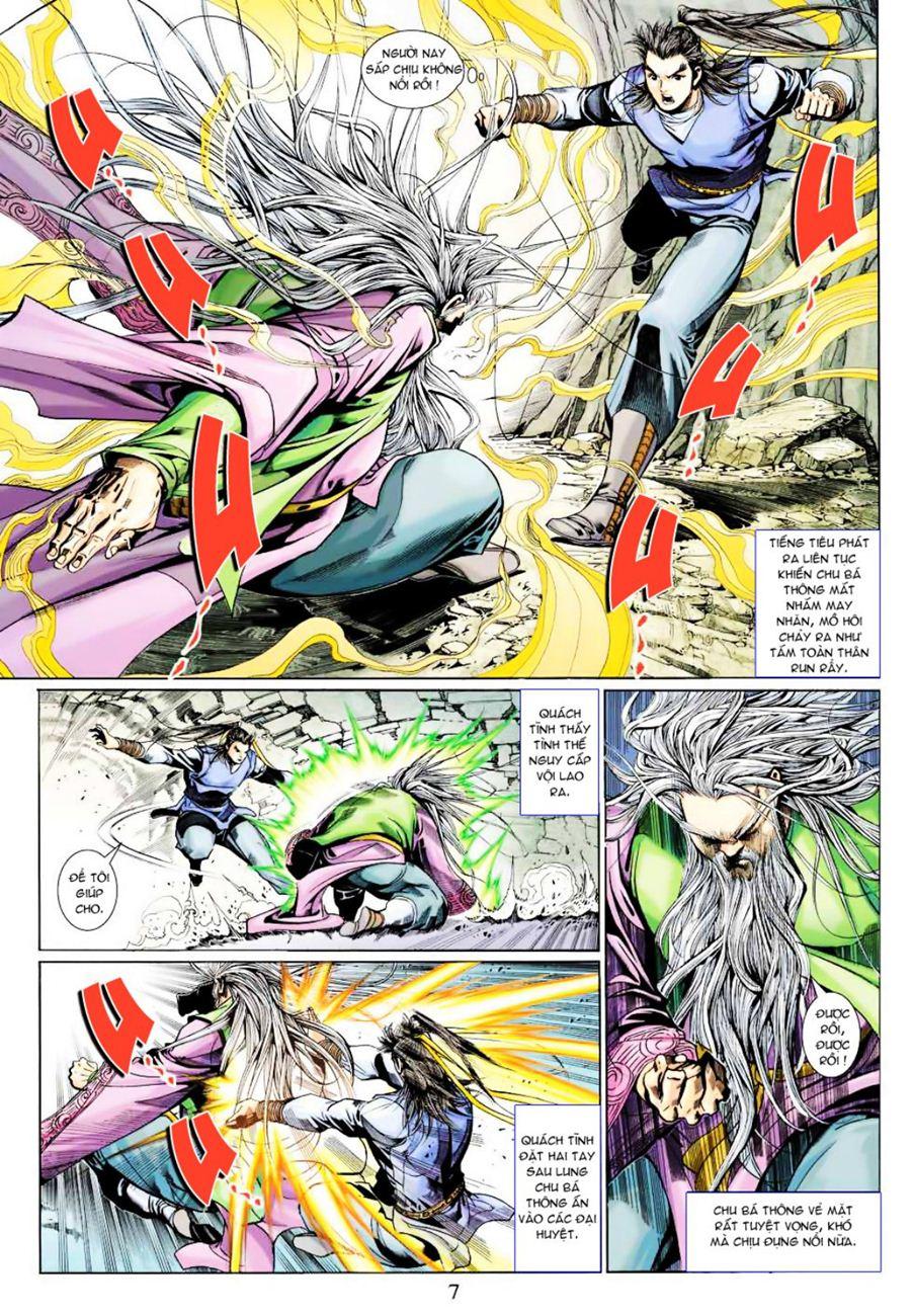 Anh Hùng Xạ Điêu anh hùng xạ đêu chap 40 trang 7