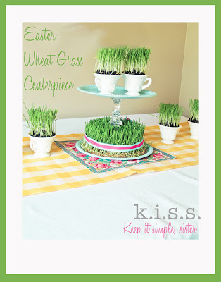 grass1 Easter Wheat Grass 7