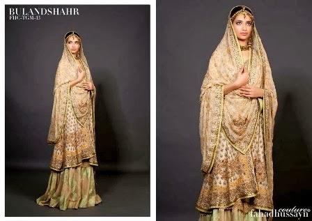 8f6cdee723 Fahad Hussayn Bridal Collection | Pakistani Bridal Dresses - Anum ...