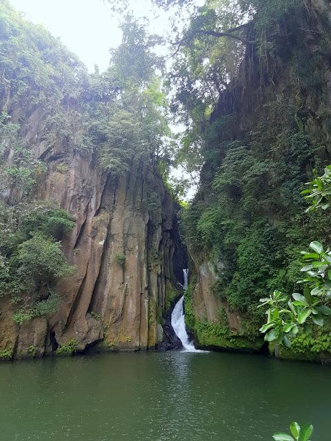 Bailen, Cavite, Malibiclibic Falls
