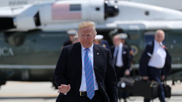 """""""Deshonesto y débil"""": Trump no firmará comunicado final de G-7 por declaraciones """"falsas"""" de Trudeau"""