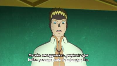 Boruto - Naruto Next Generations Episode 46 Sub indo