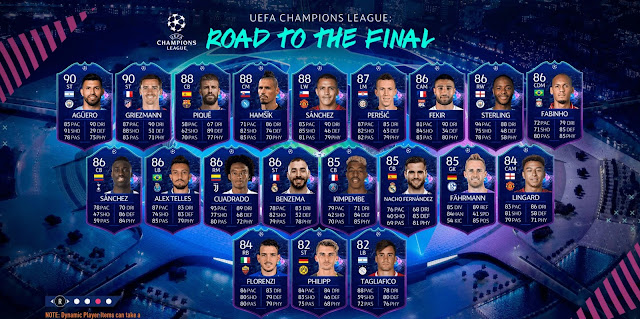 Road to the Final - Fifa 19 | LucullusGames