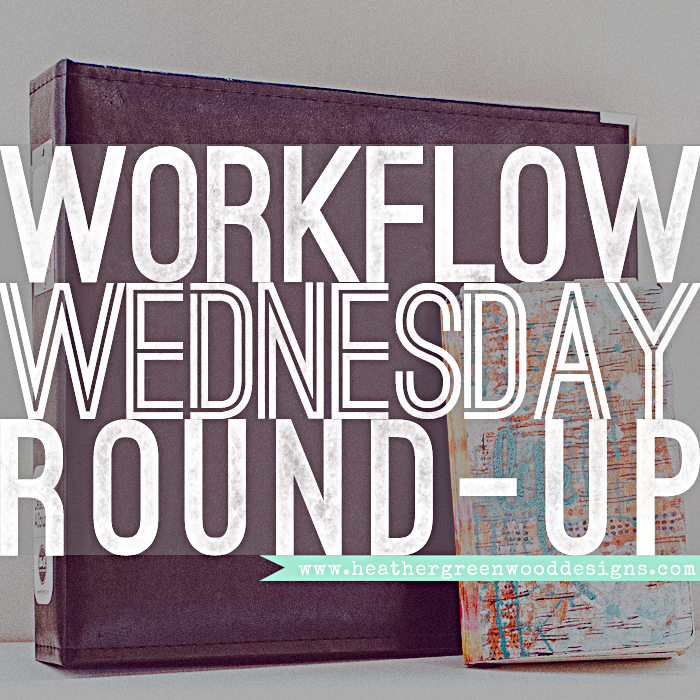 a round-up of all the weekly pocket scrapbook workflow tips and tutorials which include general Project Life® tips, planner tips, hybrid tips, Photoshop, Lightroom, and Silhouette software tutorials, and my favorite supplies and tools.