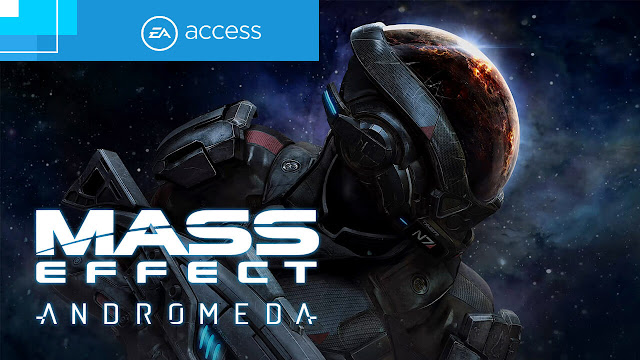 mass affect andromeda ea origin access