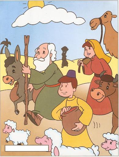 Sekolah Minggu Ceria Abraham Sara dan Ishak