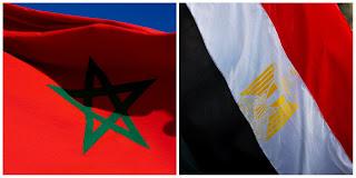 L'Egypte soutient le Maroc sur le dossier du Sahara