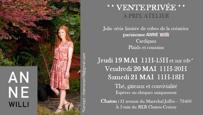 vente-privée-anne willi-chatou