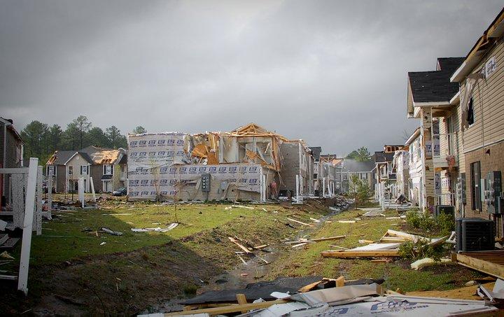 Toyota Fayetteville Nc >> Wendi Williams Photography: 4-16-11 Tornado Hits ...