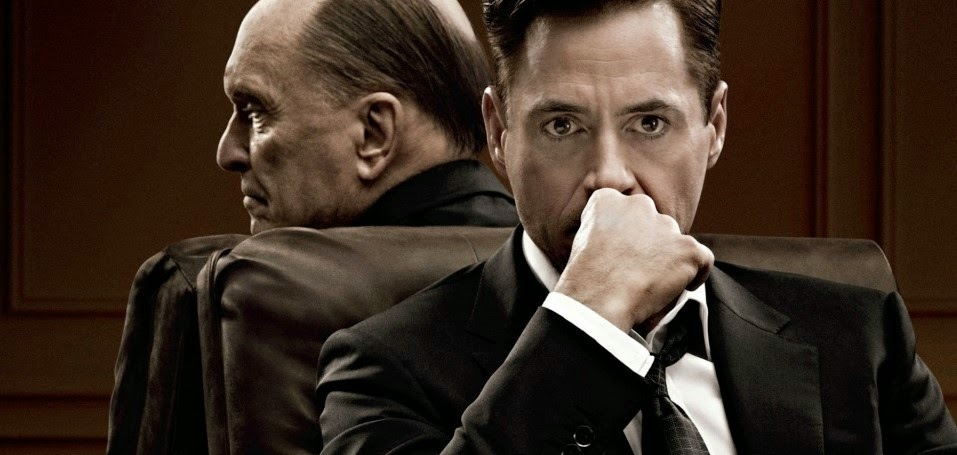 Robert Downey Jr. defende a sua honra no trailer internacional do drama O Juiz, com Robert Duvall