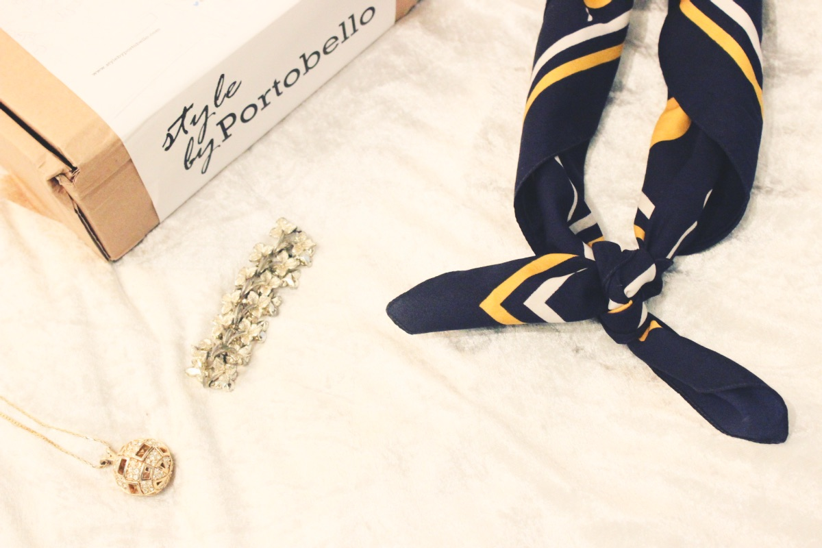 Style By Portobello Vintage Box
