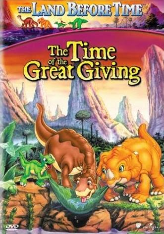 Watch The Land Before Time 3 The Time of the Great Giving (1995) Online For Free Full Movie English Stream