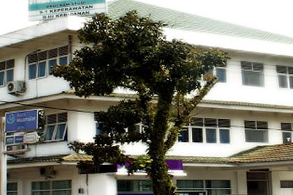 Pendaftaran Mahasiswa Baru (STIKES Amanah-YPAK-Padang) 2021-2022