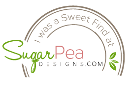 SugarPea Designs Sweet Find