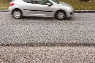 Fénix Directo blog - Consejos conducir lluvia o granizo