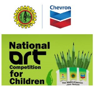 2018 NNPC / Chevron JV National Art Competition for Secondary School Students
