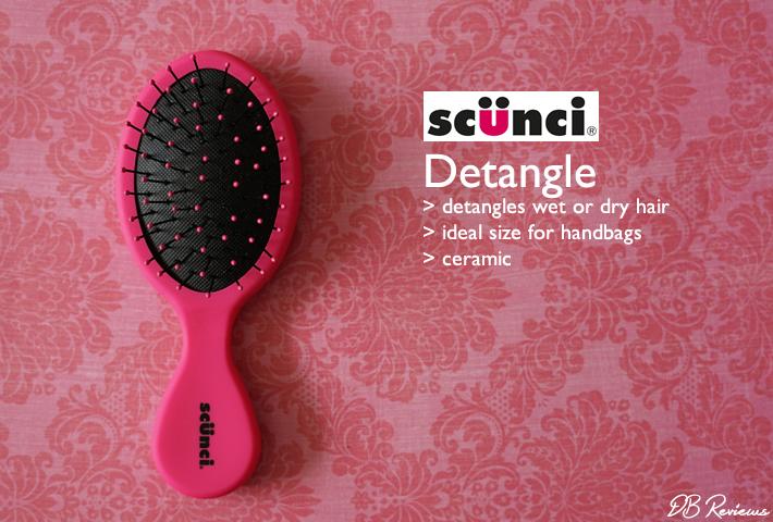 Scünci Fast Dry Brush